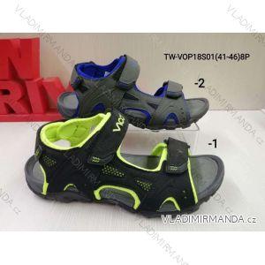 Sandále sportovní pánské (41-46) TSHOES OBUV OBT19TW-VOP18S01