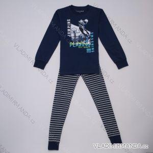 Pyžamo dlhé dorast chlapčenské (140-170) WOLF S2956