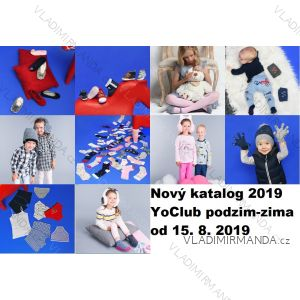 Nový katalóg YOCLUB jeseň-zima 2019 zašleme zdarma
