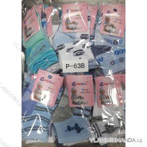 Ponožky protišmykové slabé baby dojčenské (12m-24m) persail P-63B