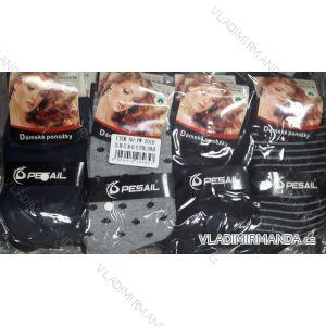 Ponožky slabé bavlnené dámske (35-38) PESAIL PW-2010-1