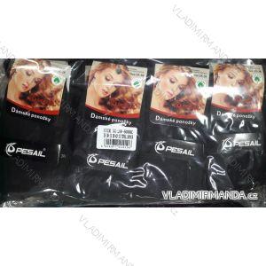 Ponožky slabé bavlnené dámske (35-38) PESAIL ZW-6000C-1
