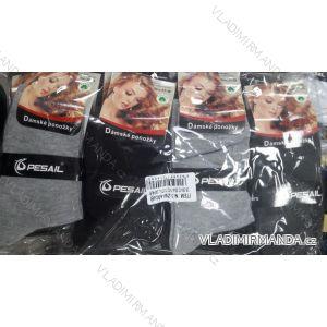 Ponožky slabé bavlnené dámske (35-38) PESAIL ZW-6000B