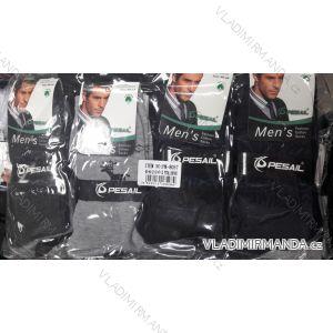 Ponožky slabé bavlnené pánske (40-44) PESAIL PM-8057-1