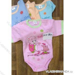 Body dlhý rukáv dojčenskej (56-104) KAY A21-283