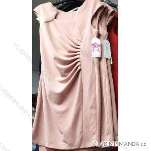 Šaty krátké plesové dámské nadrozměr (l-xl-2xl) ITALSKá MODA IM919383XL