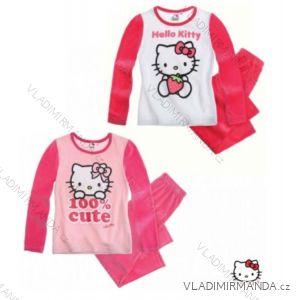 Pyžamo dlhé hello kitty detské aj dorasteneckej dievčenské (104-140) TV  MANIA 86004 fa853bb74e6