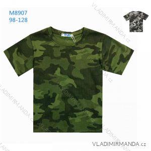 Tričko s krátkým rukávem dětské chlapecké (98-128) KUGO M8907