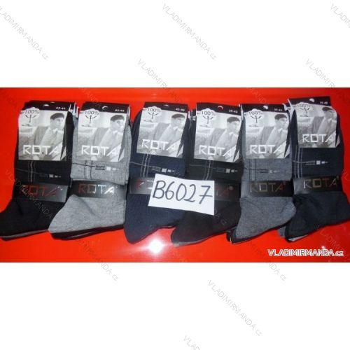 39b4d2d198 Ponožky slabé pánske (39-42   43-46) ROTA B6027