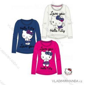 Tričko dlhý rukáv hello kitty detské dorasteneckej dievčenské (104-140) TV  MANIA 97612 f51d5327c14