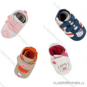 Tenisky hello kitty dojčenské dievčenské (0-12 mesiacov) TK.L. 33.84.24.67