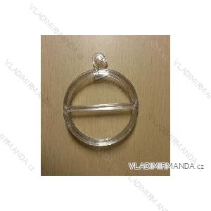Plastový vešiak na šály kruh UNI RAZNA2T
