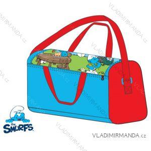 Športová taška šmoulové detská chlapčenská (uni) SUN CITY NH4426