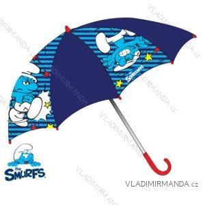 Dáždnik šmoulové detský chlapčenský (uni) SUN CITY NH4418