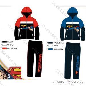 08b2e767af7b9 Tepláková súprava superman detská chlapčenská (2-8 rokov) TKL 202248