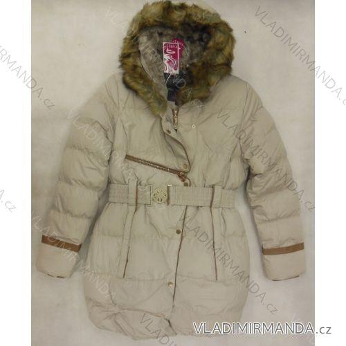 15eb600bab Bunda kabát zimné dámsky kapucne (m-2xl) FOREST JK-02