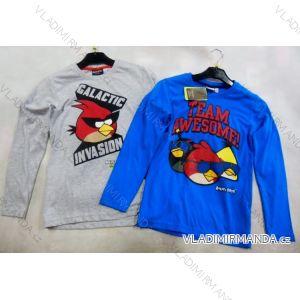 b0994f8d49 Tričko dlhý rukáv angry birds detské chlapčenské (3-8 rokov) anglická móda  23885