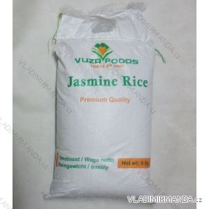 Ryža jazmínová premium quality 9 kg / 549 kč VUZA FOODS RJ01