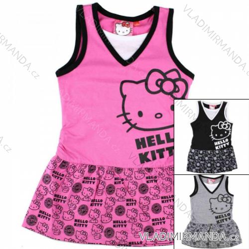 5ae620f44f94 Šaty hello kitty detské dievčenské (2-8let) TKLICENS HK34001 ...