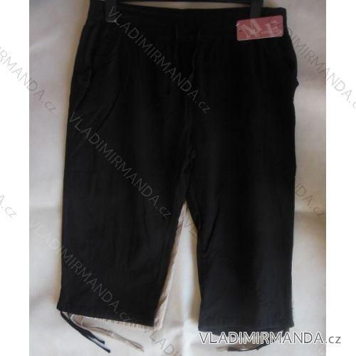 ecfb91293cb1 Nohavice 3 4 krátke dámske bavlnené nadrozmerné (l-4XL) M. ELYSEE ME ...