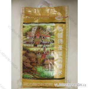 Najlepšie jazmínová ryža - thaiskej ryža - 4.5kg / 299 kč - aaa lotus brand